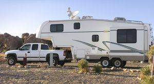 Fifth-Wheel Trailer