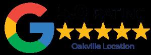 Google Review Oakville, Ontario