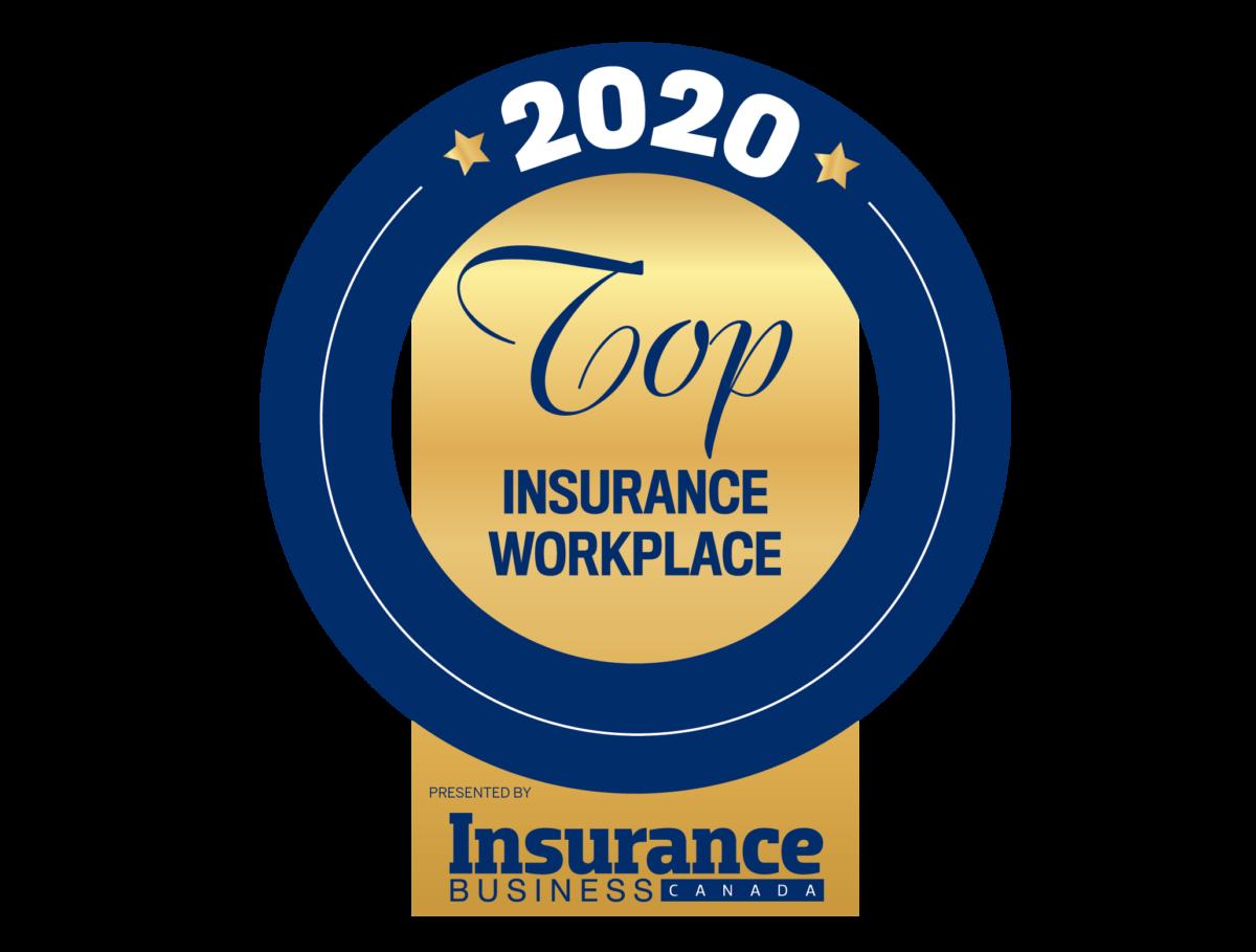 Morison Insurance IBC 2020 Top Insurance Workplaces 2020
